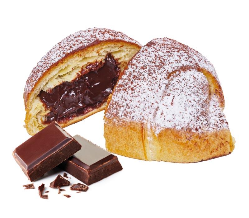 Polacca cioccolato