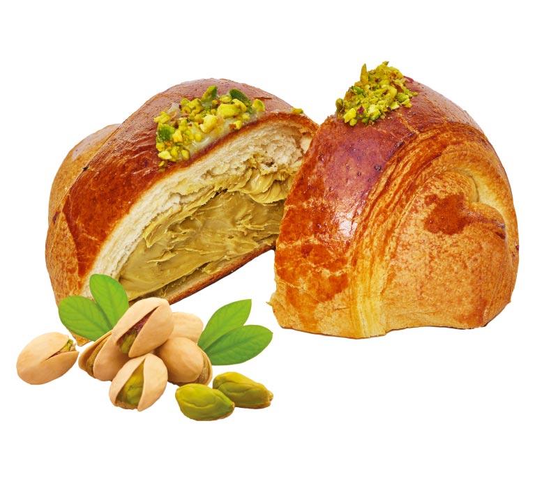 Polacca pistacchio
