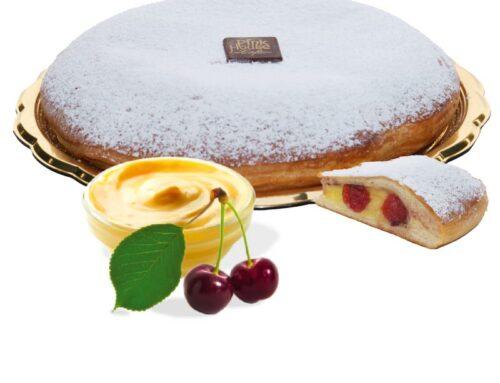 Torta Polacca – Crema e Amarena