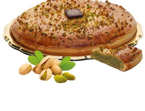 Torta Polacca – Pistacchio