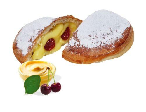 Tortino Polacca – Crema e Amarena